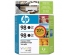 HP NO 98 INKJET CARTRIDGE TWINPACK BLACK (C9514FL)