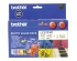BROTHER DCP-130C INK CTG CMYK VALUE PACK + PAPER (LC-57PVP)