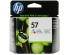HP NO 57 INKJET CARTRIDGE TRI-COLOUR (C6657AE#ABD)