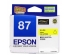 EPSON 87 INK CARTRIDGE YELLOW (C13T087480)