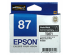 EPSON 87 INK CARTRIDGE PHOTO BLACK (C13T087180)