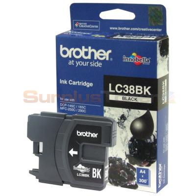 brother dcp 145c ink cartridge cyan lc38c. Black Bedroom Furniture Sets. Home Design Ideas