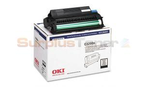 OKIDATA C3200 IMAGE DRUM BLACK (42126661)