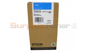 EPSON STYLUS PRO 7800 INK CARTRIDGE CYAN 220ML (T563200)