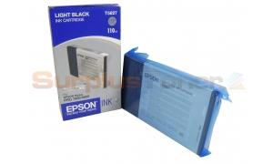 EPSON ULTRACHROME PRO 7800 LIGHT BLACK INK 110ML (T562700)