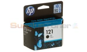 HP NO 121 INK CARTRIDGE BLACK 200 PAGES (CC640HE)