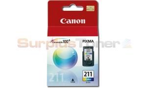 CANON CL-211 INKJET CART COLOR (2976B001)