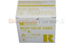 RICOH COLOR TYPE A TONER YELLOW (887482)