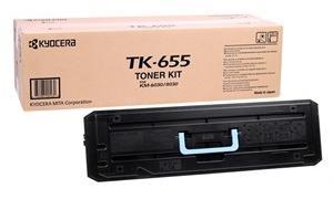 KYOCERA MITA KM-6030 8030 TONER BLACK (TK-655)