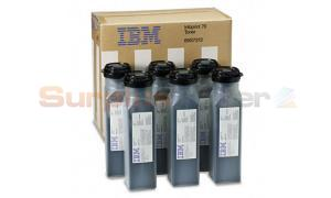 INFOPRINT 70 TONER CART BLACK (69G7372)