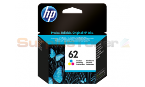 HP 62 INK CARTRIDGE TRI-COLOR (C2P06AE)
