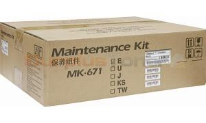 KYOCERA MITA KM-2540 MAINTENANCE KIT 220V (MK-671E)