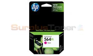 HP PHOTOSMART C6380 NO 564 XL INK CART MAGENTA (CB324WN)