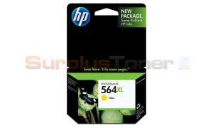 HP PHOTOSMART C6380 NO 564 XL INK CART YELLOW (CB325WN)