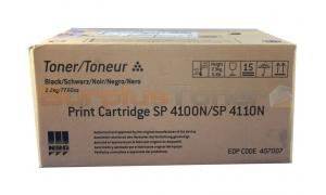 NRG SP 4100N PRINT CARTRIDGE BLACK (407007)