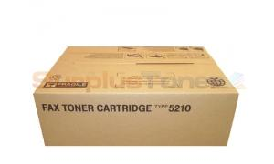 RICOH TYPE 5210 FAX TONER CARTRIDGE (430449)