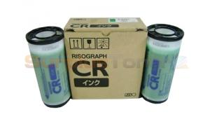 RISO CR INK GREEN (S-2491)