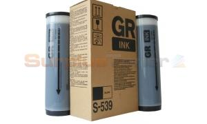 RISO GR INK BLACK (S-539)