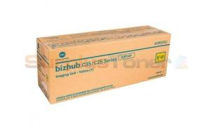 KONICA MINOLTA BIZHUB C35 IMAGING UNIT YELLOW (A0WG08J)