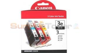 CANON BCI-3E INK CART CMY (4480A263)