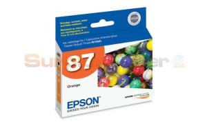 EPSON R1900 NO 87 INK ORANGE (T087920)