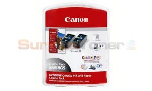 CANON CLI-36 INK TANKS COLOR VALUE PACK (1511B009)