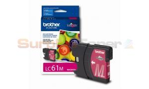 BROTHER DCP165C INK CARTRIDGE MAGENTA (LC61M)