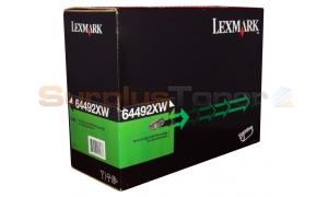 LEXMARK T644 TONER CTG 32K LABEL APPLICATIONS (64492XW)
