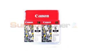 CANON BCI-6 INK TANK BLACK (4705A037)