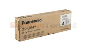 PANASONIC DP-CL18 21 22 TONER CART YELLOW 3K (DQ-UR4Y)