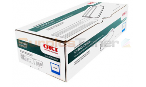 OKIDATA C9300/C9500 TONER CARTRIDGE CYAN (41963677)