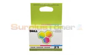 DELL V515W SINGLE USE SERIES 21 PRINT CART CLR (330-5547)