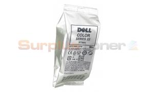 DELL V513W SINGLE USE PRINT CART COLOR HY (592-11393)