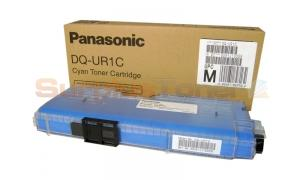 PANASONIC DP-CL21 TONER CART CYAN (DQ-UR1C)