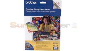 BROTHER INTELLIFAX 1860C PHOTO PAPER GLOSSY (BP61GLL)
