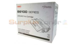 OKIDATA B6100 TONER CARTRIDGE BLACK 15K (52113701)
