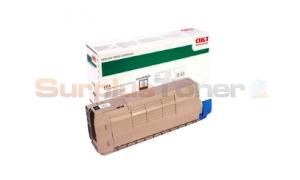 OKIDATA C710 TONER CARTRIDGE BLACK (43866124)