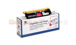 QMS MAGICOLOR 2400W 2430DL TONER CARTRIDGE MAGENTA (1710587-002)