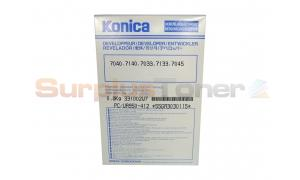 KONICA 7033 7040 DEVELOPER BLACK (950412)