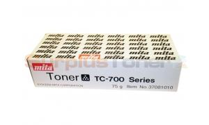 MITA TC-700 SERIES TONER BLACK (37081010)