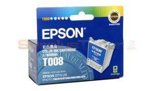 EPSON STYLUS 870 INK CTG COLOR (T008311)
