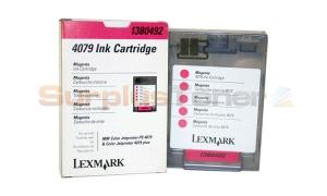 IBM 4079 INKJET PRINT CART MAGENTA 205 PAGES (1380492)