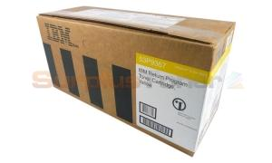IBM COLOR 1220 RP TONER CART YELLOW 6K (53P9367)