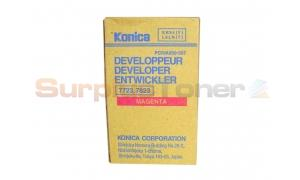 KONICA 7723 7823 DEVELOPER MAGENTA (950697)