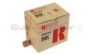 RICOH PRIPORT INK RED (893915)