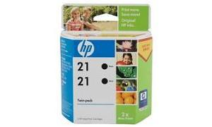 HP NO 21 INK BLACK (CC627AA)