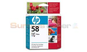HP NO 58 INK CARTRIDGE PHOTO (C6658AC)