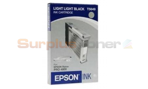 EPSON STYLUS PRO 4800 INK CART LIGHT LIGHT BLACK 110ML (T564900)