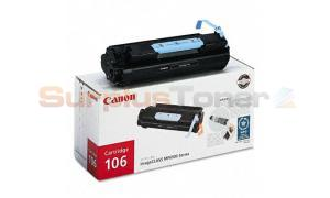 CANON 106 TONER CARTRIDGE BLACK (0264B001)