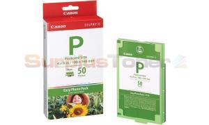 CANON SELPHY ES1 EP-50 PHOTO PACK COLOR 50 PHOTOS (1247B001)